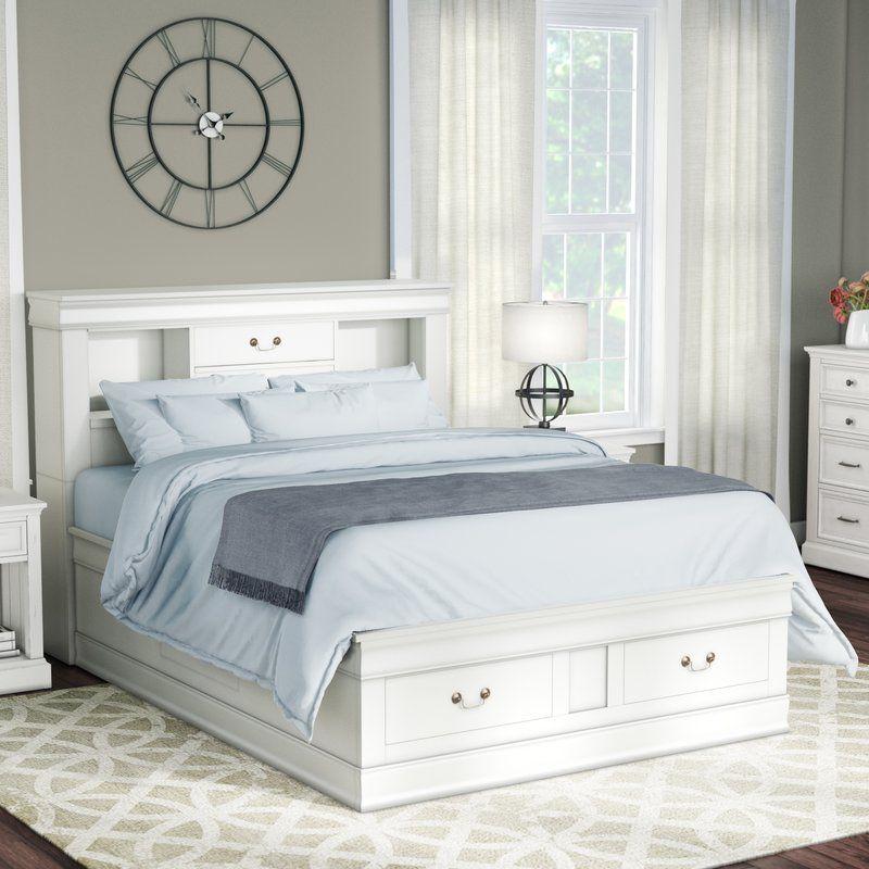 Babcock Storage Platform Bed Platform Bed Bed Bed Frame Mattress