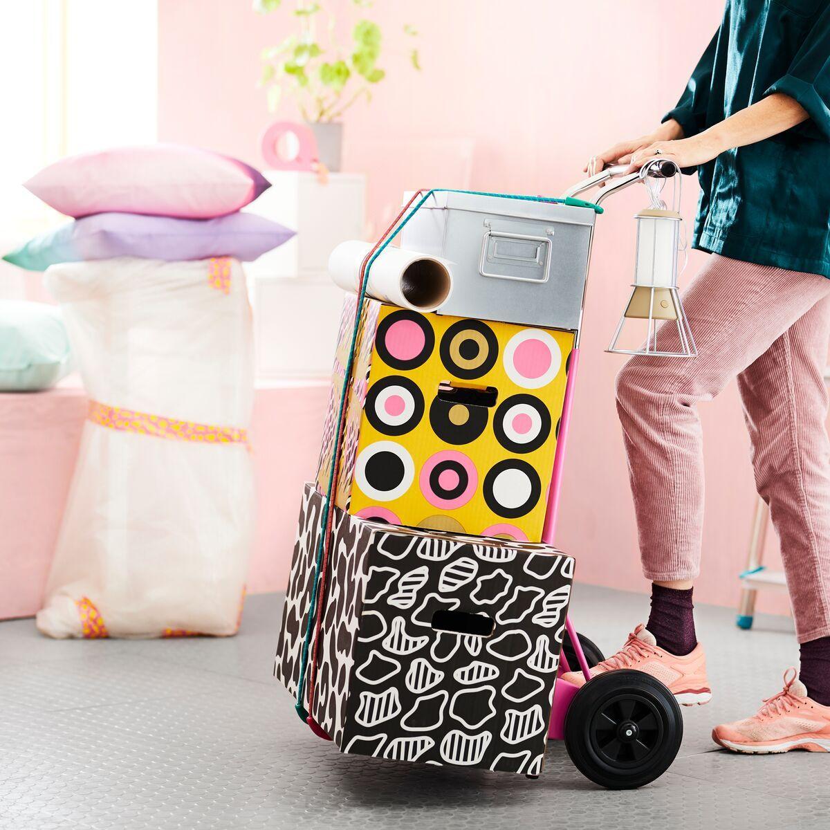 Collections Ikea En Edition Limitee Boite Demenagement Demenagement Ikea