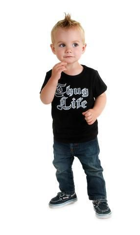 My Baby Rocks: Punk Baby Clothes!