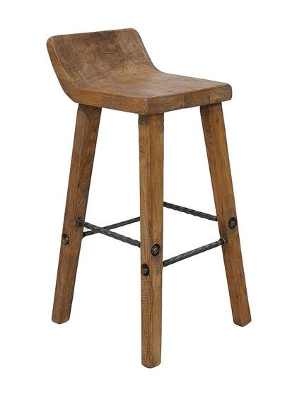Terrific Reagan Low Back Barstool By Kosas Home At Gilt Pdx Office Spiritservingveterans Wood Chair Design Ideas Spiritservingveteransorg