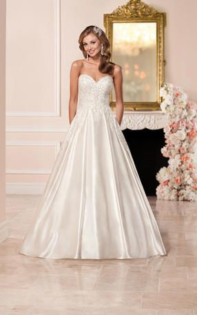 Stella York 6306 Stella York Best Bridal, Prom, and Pageant gowns in ...