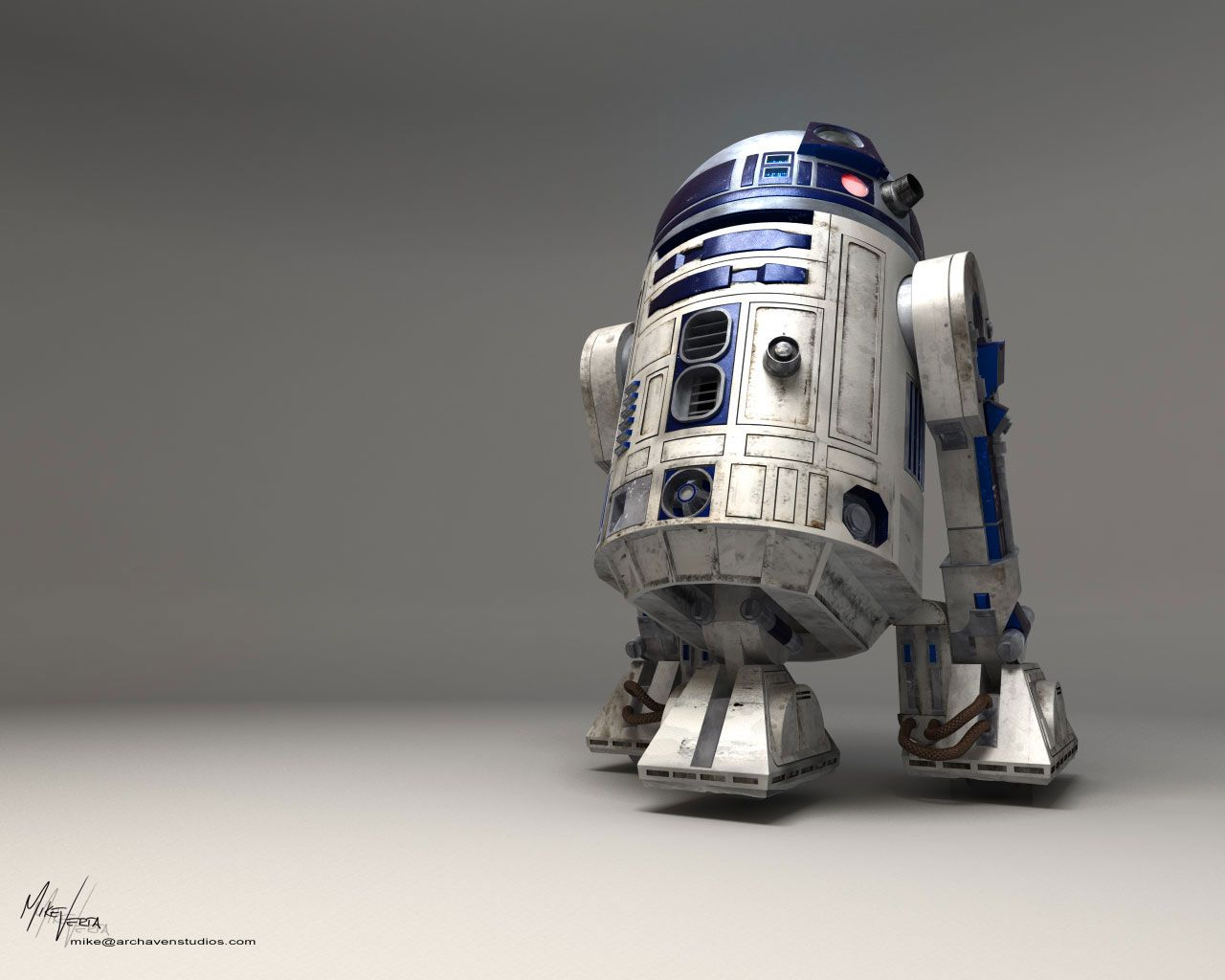 STAR WARS Galactic Heroes R2-D2 astromech droid