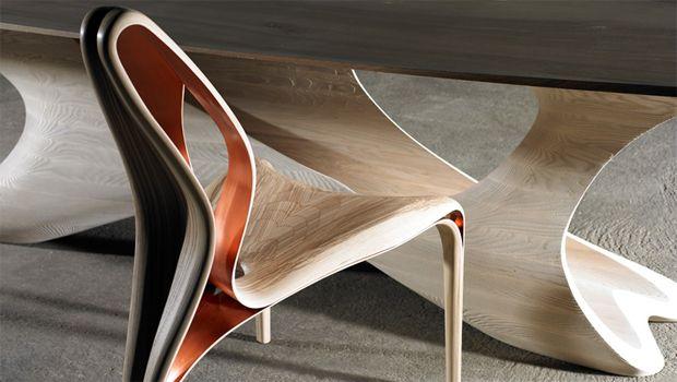 Works By Irish Furniture Designer Joseph Walsh Www Josephwalshstudio Com Sculptural Furniture Dining Table Design Joseph Walsh