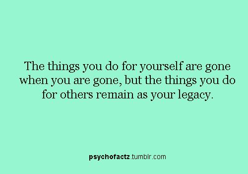 True!!  PSYCHOFACTZ.