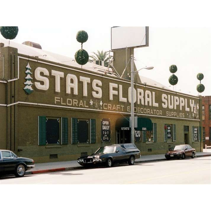 Stats Floral Supply In Pasadena, CA.. For Your Overpriced
