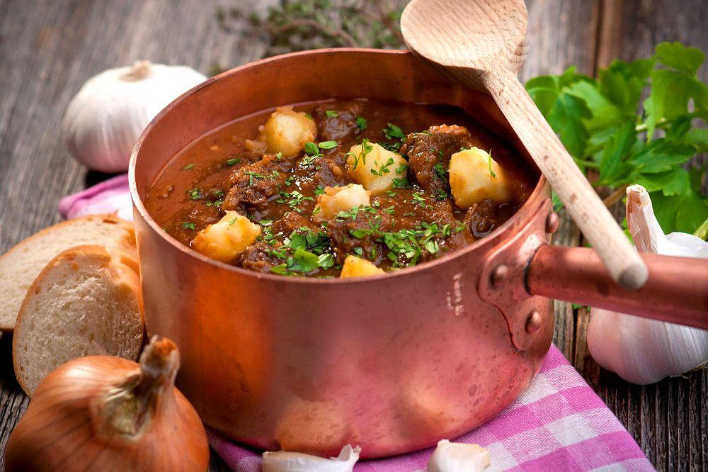 венгерская кухня рецепты с фото вторые блюда тот