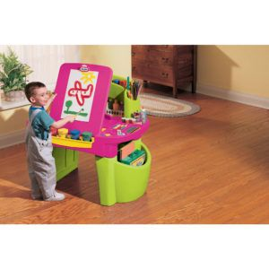 Little Tikes Hideaway Art Desk And Chair
