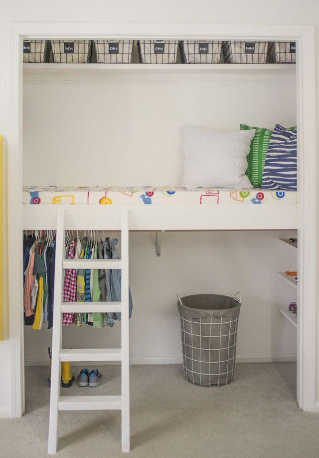 12 Cool Kids Room Decor Ideas (The Paper Mama) Boys bedroom ideas
