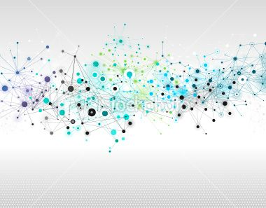 Abstract Network Background Royalty Free Stock Vector Art Illustration