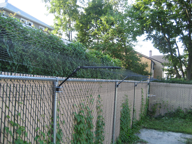 Existing Fence Conversion System Kit for Cats Dog proof