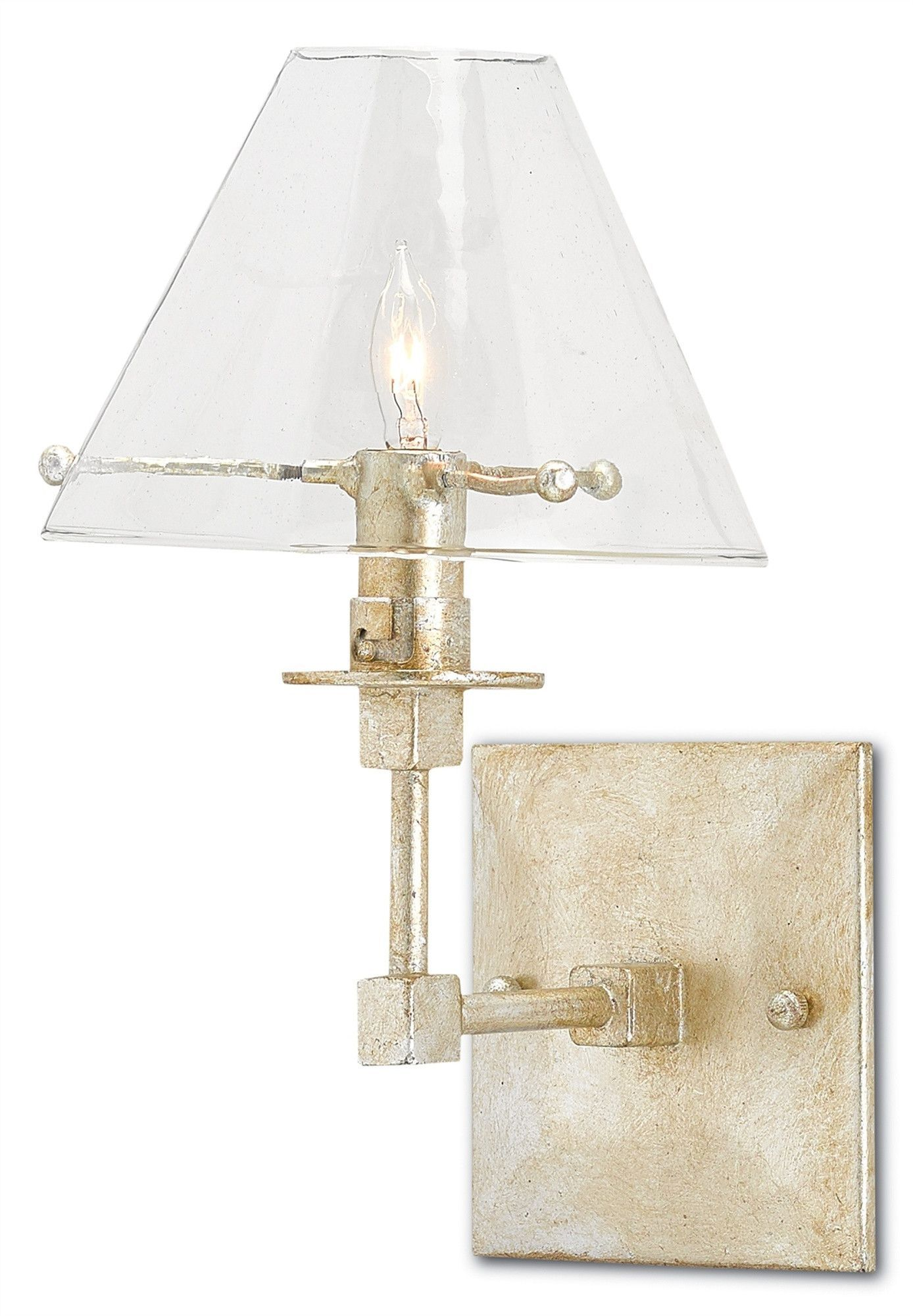 Currey company kiran wall sconce wall sconces and products