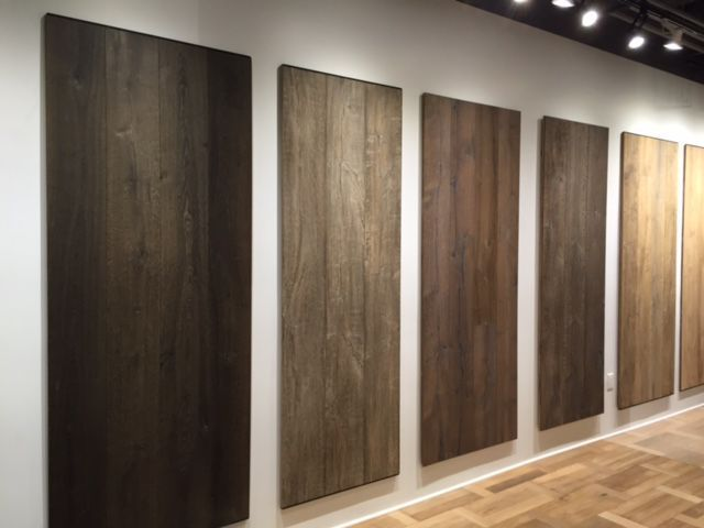 Wood Floors And Walls From Perfec Floor At The Pacific Design