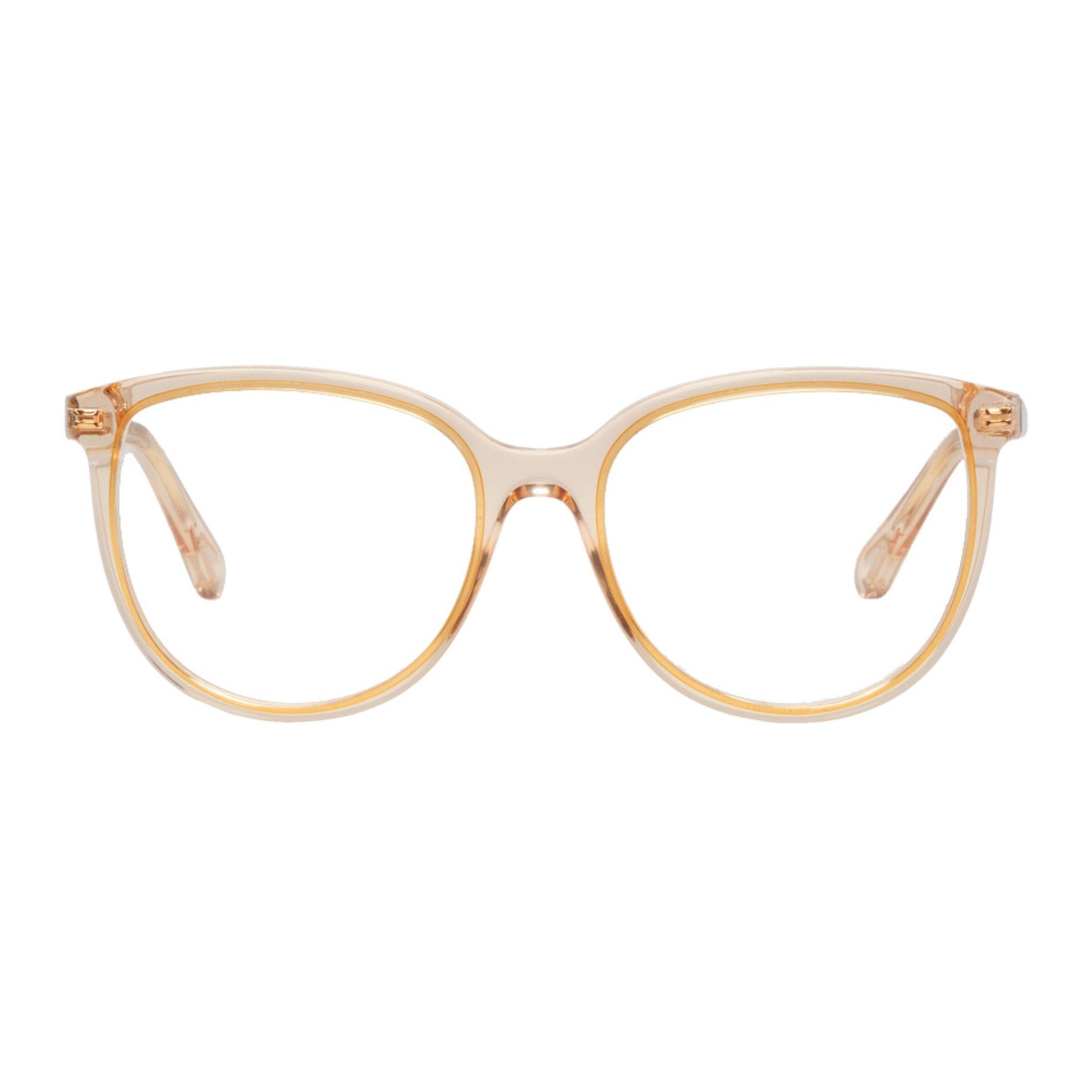 bc524586731918 Chloé - Pink Patty Glasses   hair   Glasses, Eye frames, Optical glasses
