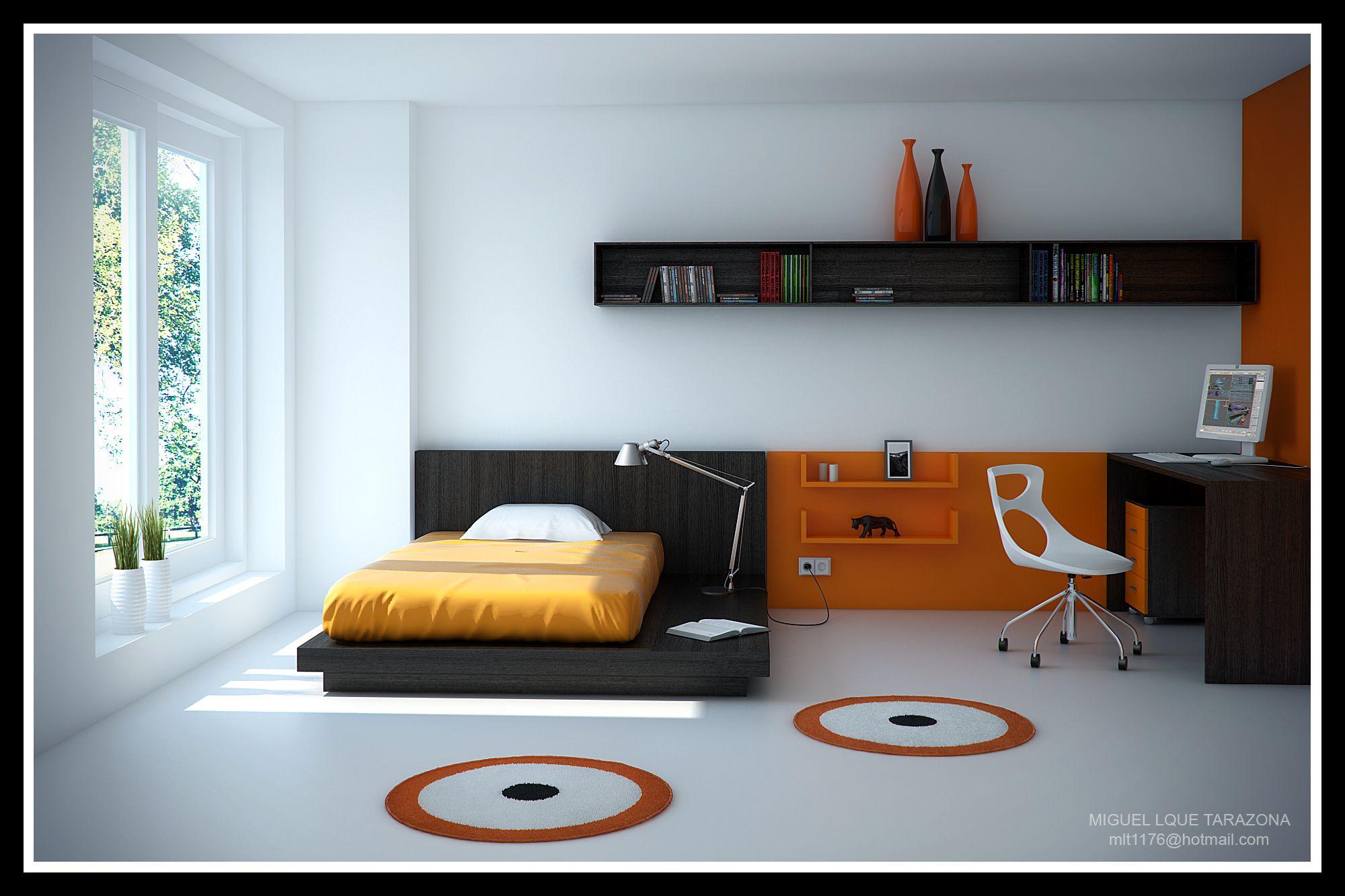 Decoracion de recamaras juveniles para hombre interesting resultado de imagen para habitacion - Decoracion de habitacion juvenil ...