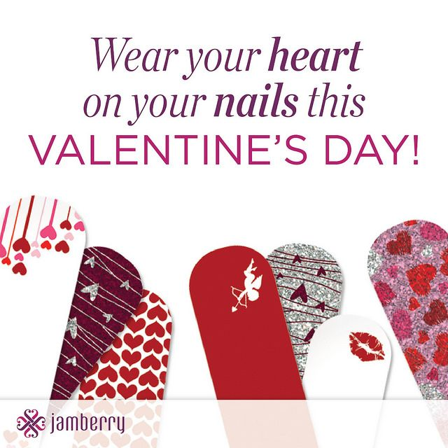 Jamberry Has Some Really Cute Valentineu0027s Day Wraps Available Now. Iu0027m In  Love