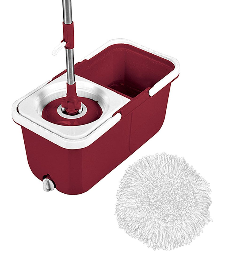 Another Great Find On Zulily Big Boss Red Insta Mop