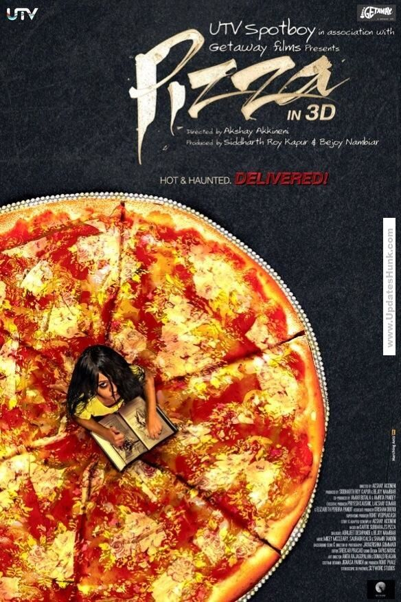 First Look Poster Of The Horror Film Pizza