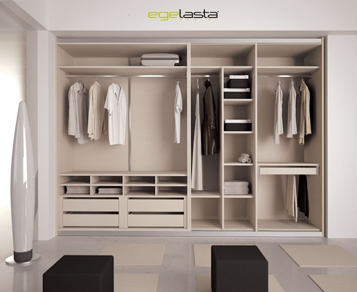 Egelasta open lugano interior mueble moderno for Diseno de interiores closets modernos