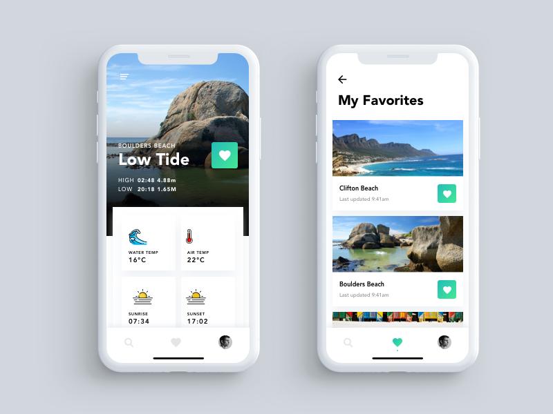 Tide App Aplicativos