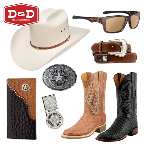 40ff3282613 Gift Ideas for Guys - Western Accessories - www.ddtexasoutfitters ...
