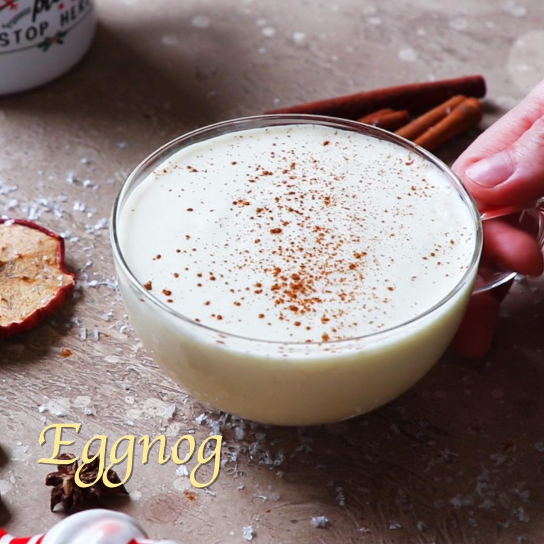 Photo of Best Eggnog Recipe