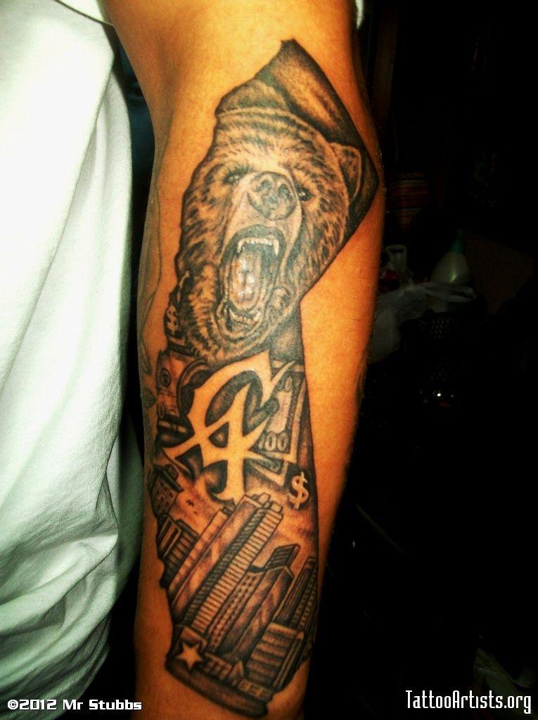15+ Awesome Fu dog tattoo forearm image HD