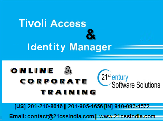 Best Institute for learn Tivoli Online Training - TIVOLI (Storage ...