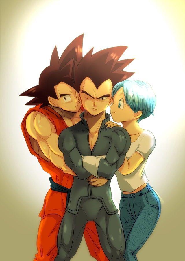 Goku x related keywords goku x long tail keywords - Goku e bulma a letto ...