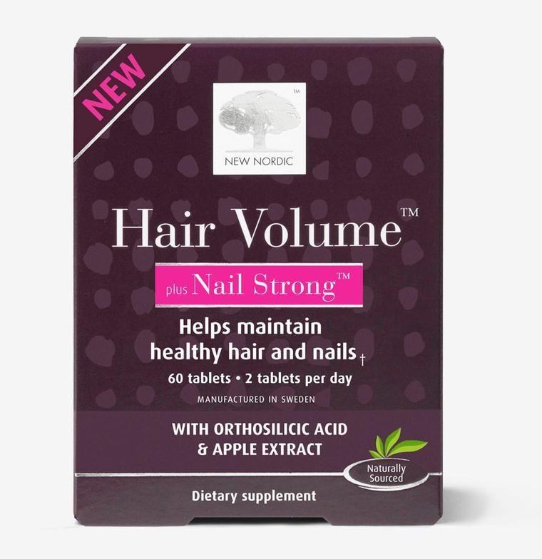 Hair Volume Nail Strong Hair New Nordic Hair Volume Hair Pigmentation Hair