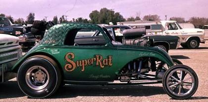 Fiat Gasser Drag Racing Cars Old Race Cars Drag Cars