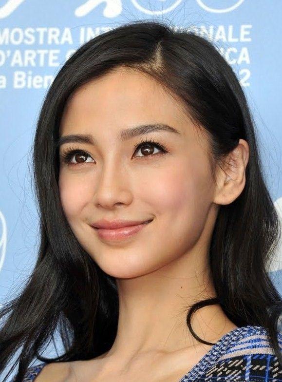 Asian Brows : asian, brows, Angelababy, Photos, Photos:, Photocall, Venice, Festival, Asian, Eyebrows,, Eyebrow, Round, Face,