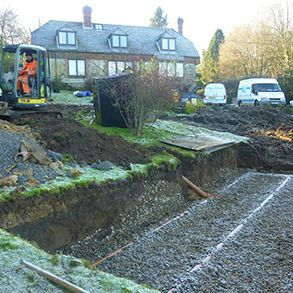 What To Know About Off Mains Drainage Sewage Treatment Septic Tank Rainwater Harvesting System