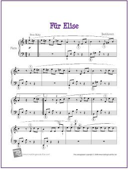 Andy Fling With Images Easy Piano Sheet Music Piano Sheet
