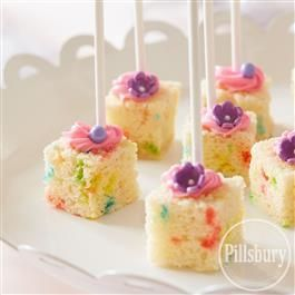 Easy as Pie Cake Pops from Pillsbury® Baking