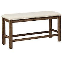 Moriville Counter Height Dining Room Bench Furniture Dining