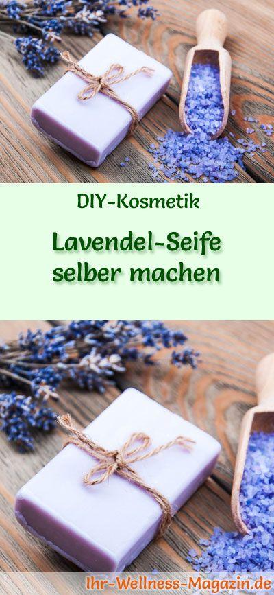diy seifen rezept lavendel seife selber machen beruhigender lavendel und aufheiternde zitrone. Black Bedroom Furniture Sets. Home Design Ideas