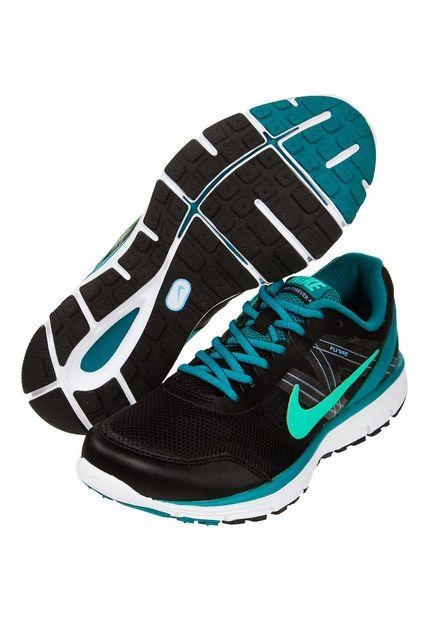 206d6732d25 Zapatilla Negra Nike Lunar Forever 4 MSL de Nike en Dafiti
