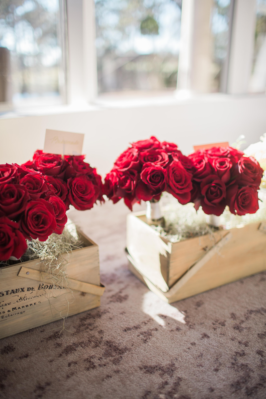 Winter Wonderland Houston Wedding By Kelly Hornberger Photography