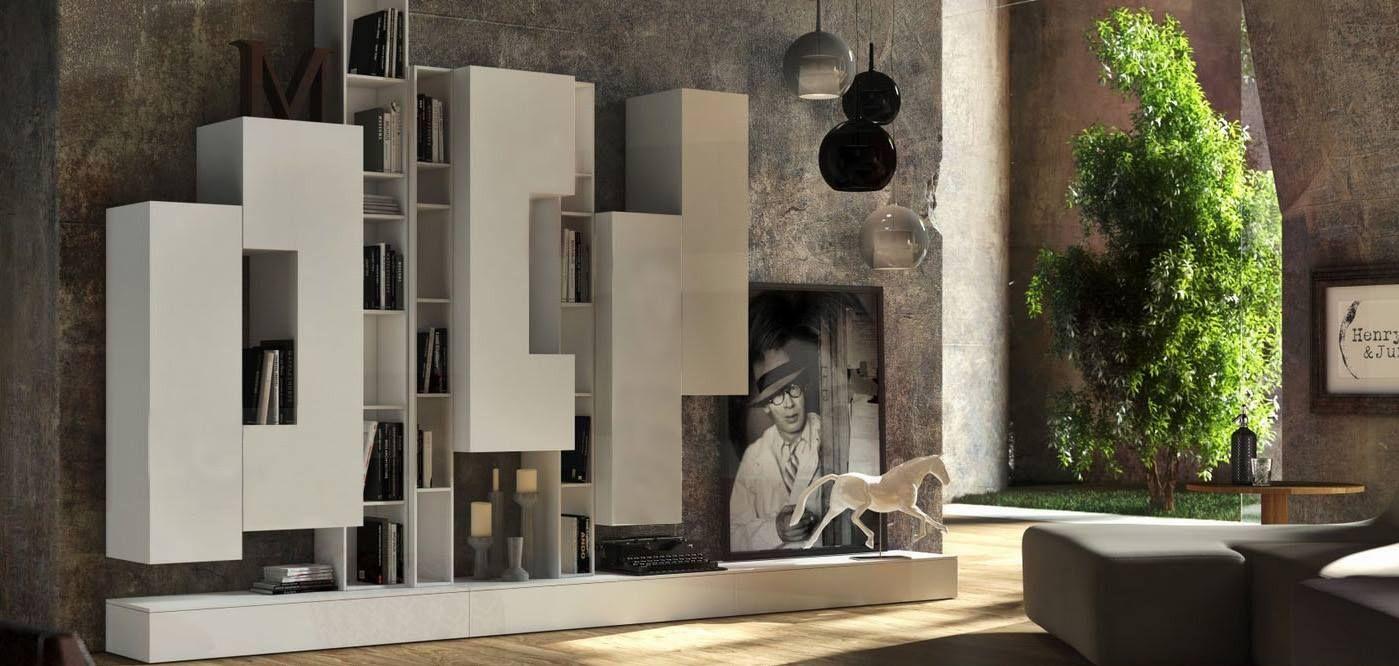 Le pareti tv moderne ed originali le trovi solo da noi for Pareti tv moderne