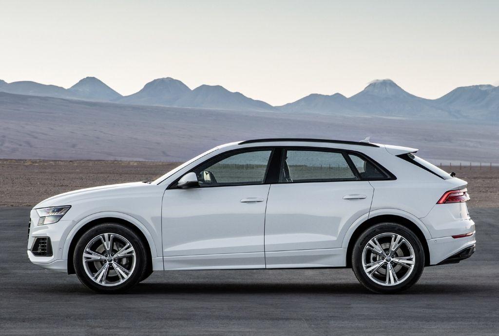 Audi Q8 55 Tfsi Quattro 2018