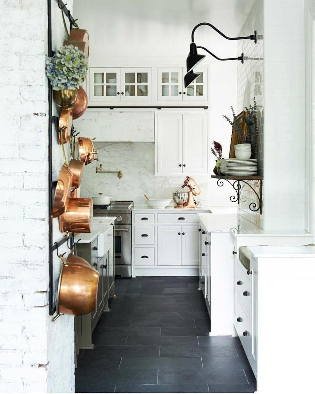 35 stunning small farmhouse kitchen decor ideas best for on best farmhouse kitchen decor ideas and remodel create your dreams id=97691