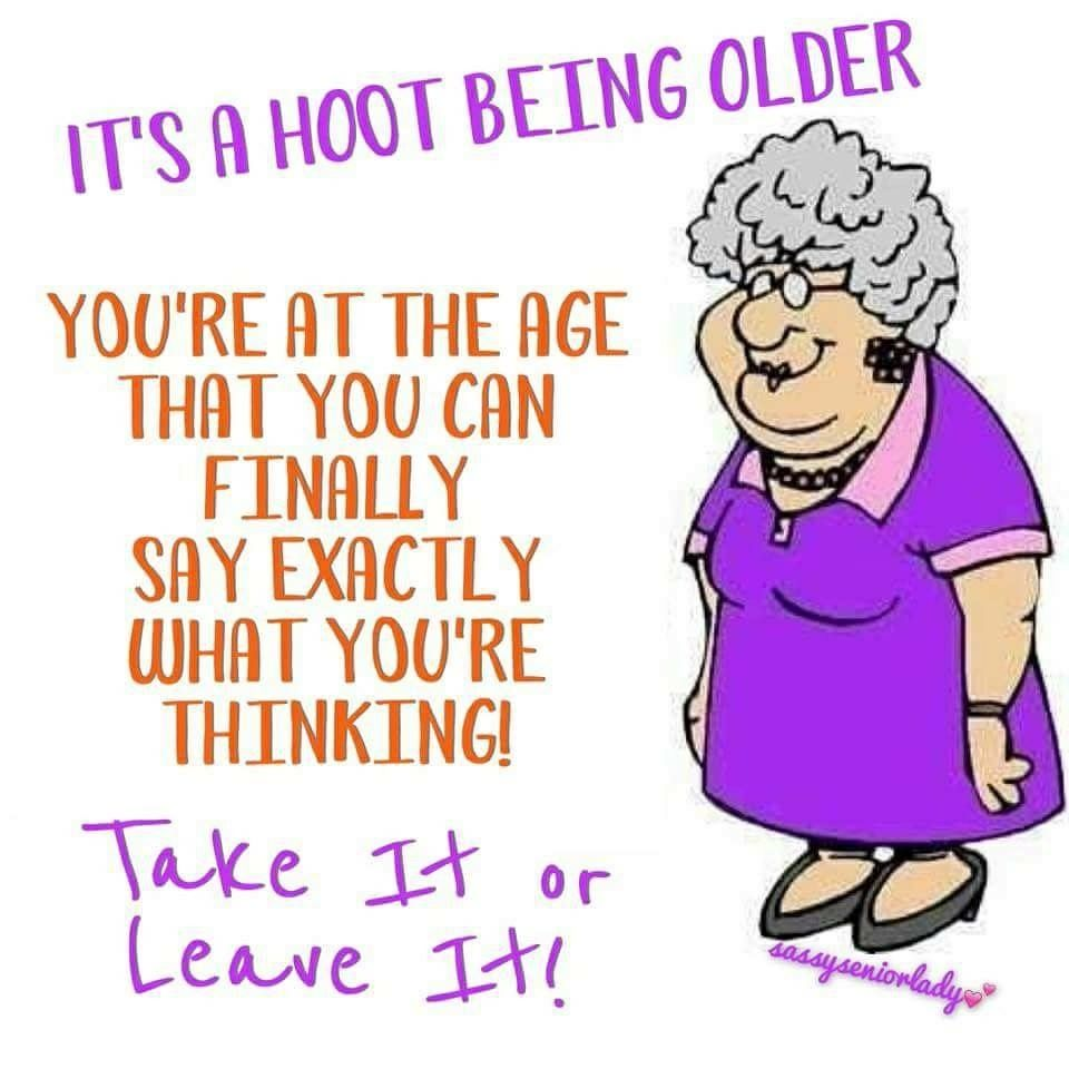 Pin By Karen Scott On Growing Older Senior Quotes Funny Quotes Growing Old