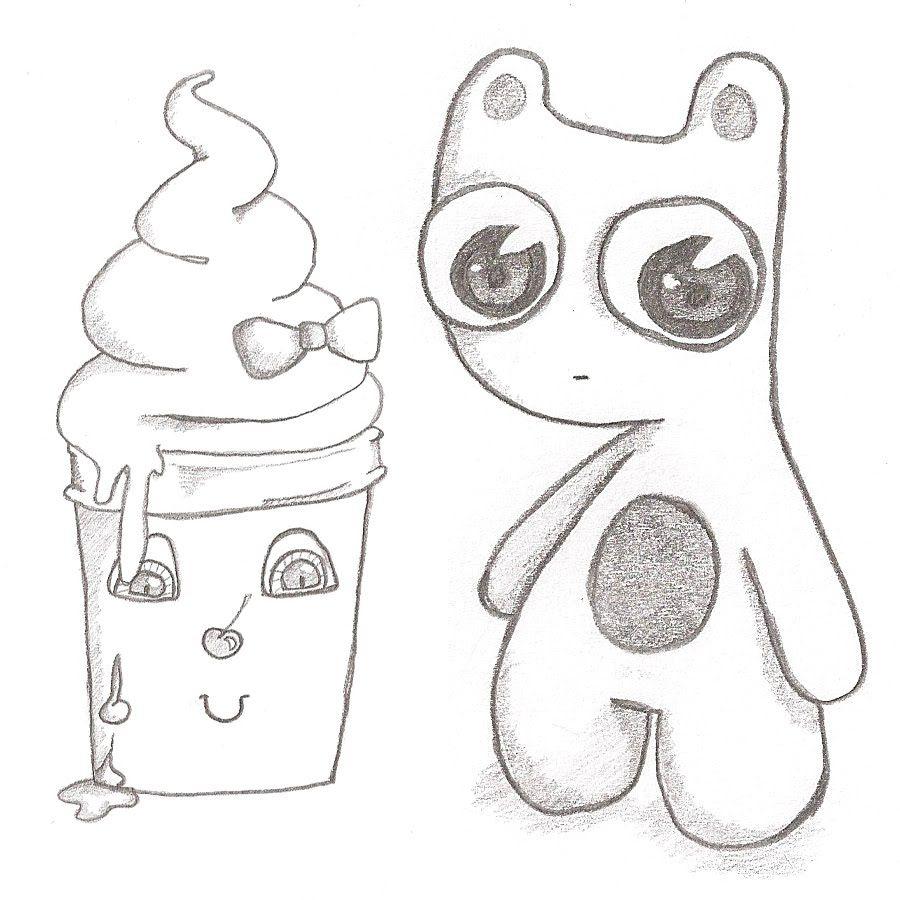 drawings of cute things | Cute Simple Drawings | Cute ...