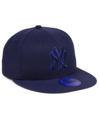 47406e386a2 New Era New York Yankees Prism Color Pack 59Fifty Fitted Cap - Blue 7 1 8
