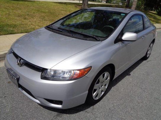 Coupe, 2006 Honda Civic LX With 2 Door In Thousand Oaks, CA (91320)