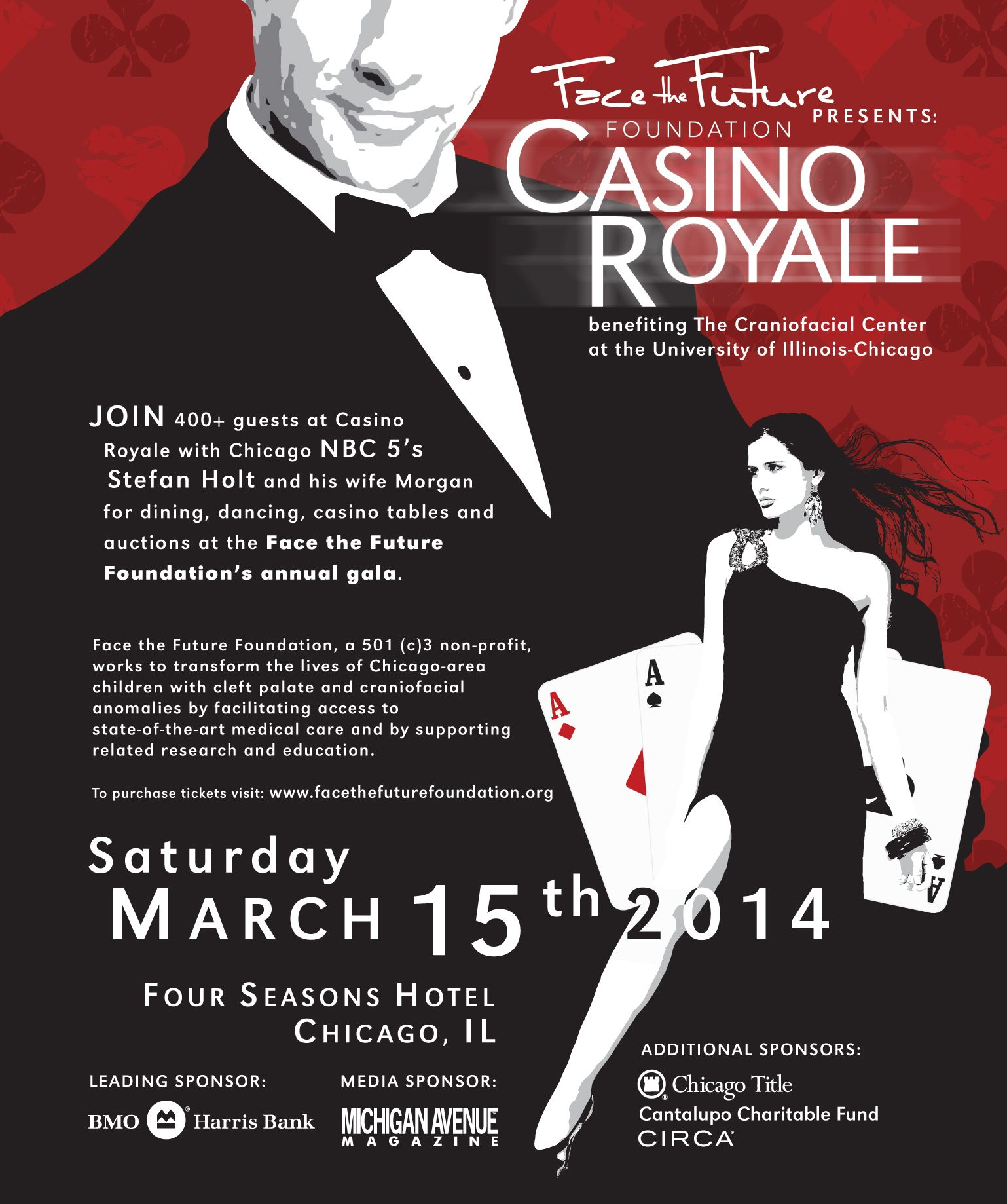 Casino Royale Theme Party Invitations | pascalgoespop.com | James ...