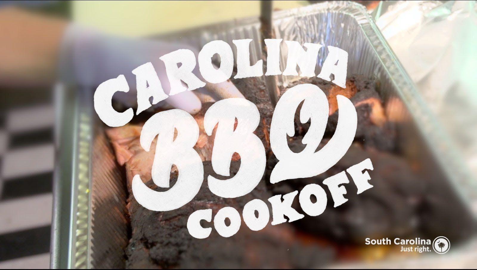Carolina barbecue cookoff cook off south carolina