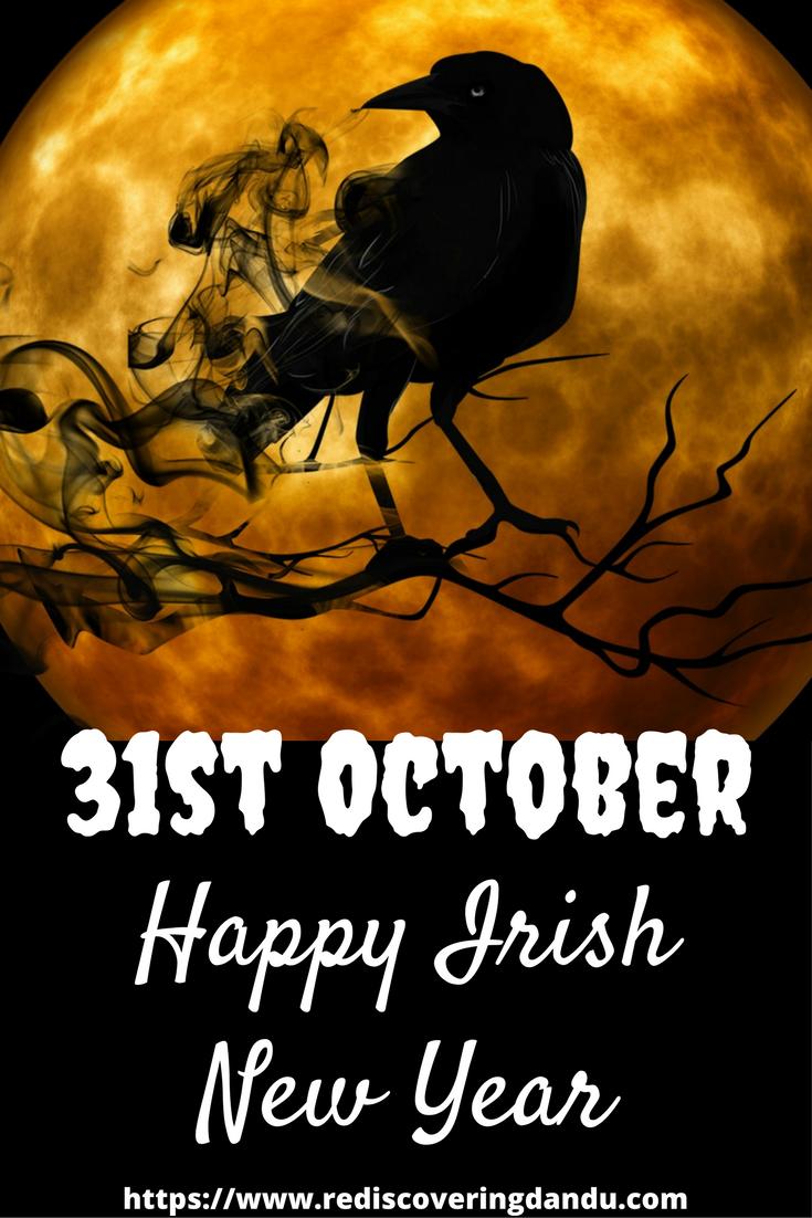 samhain #halloween #celtic festivals Halloween was originally an ...