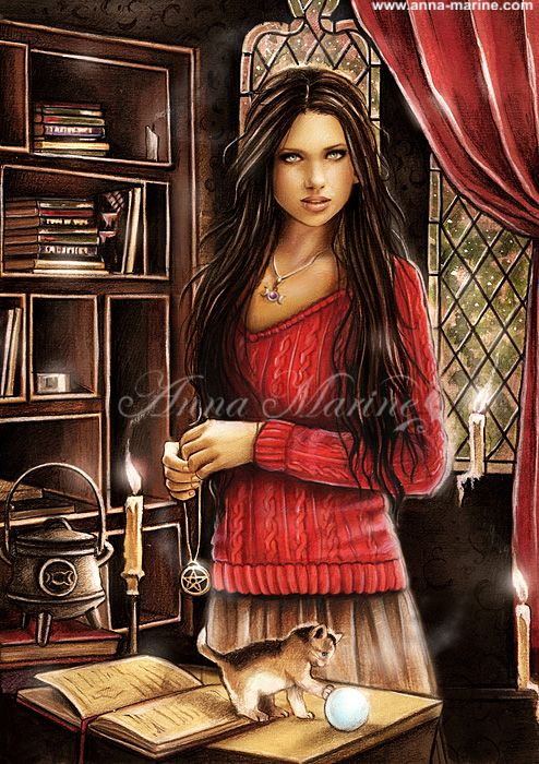 Daughter of Hecate