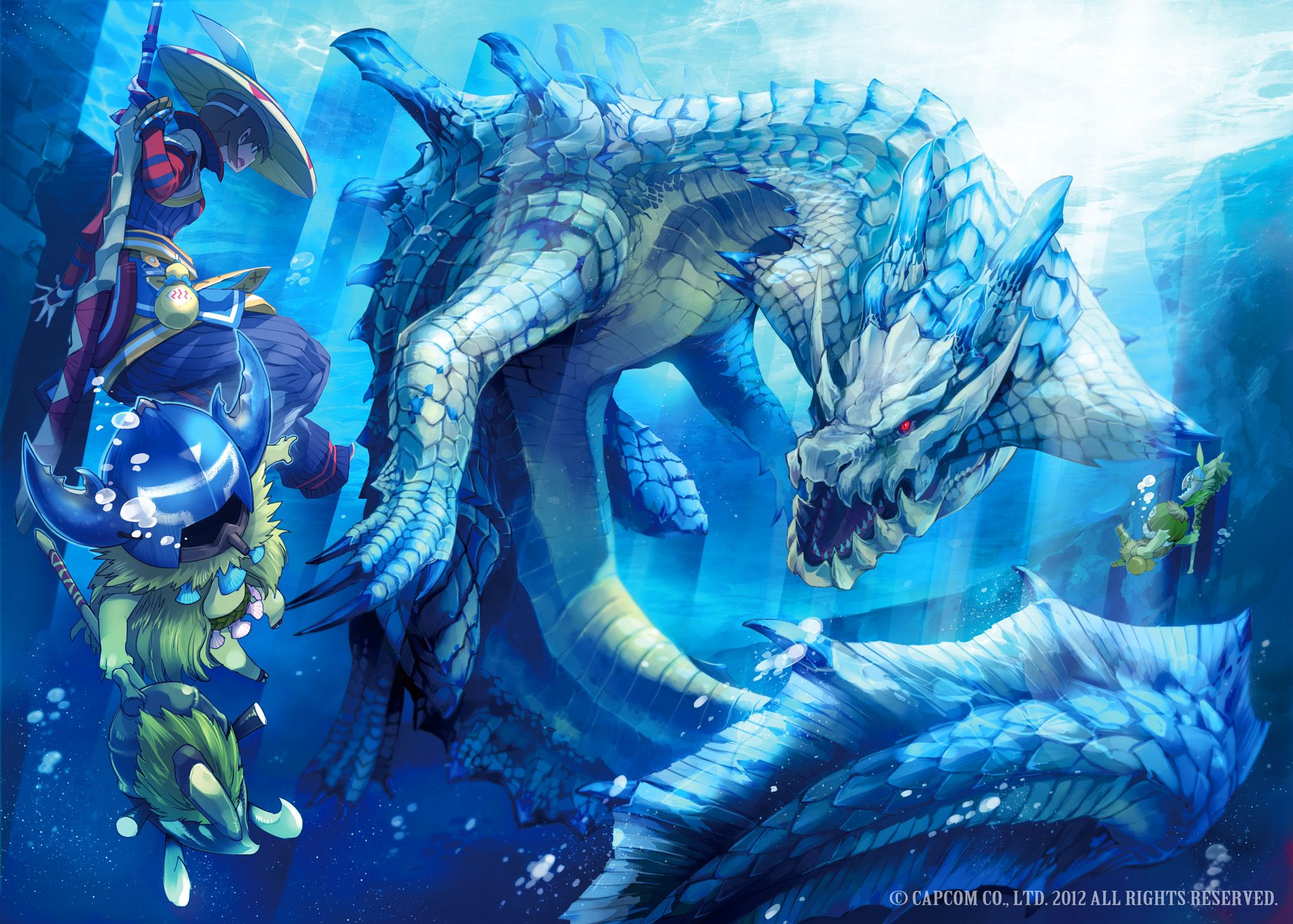 Http Static Zerochan Net Monster Hunter Full 1352893 Jpg
